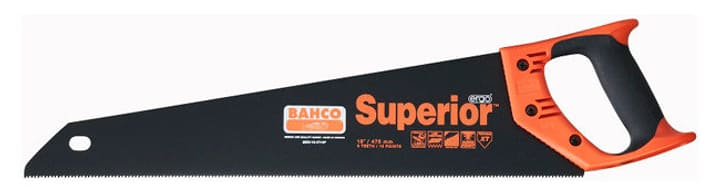 Fuchsschwanz Superior 2600 19-XT-HP Bahco 602785400000 Bild Nr. 1