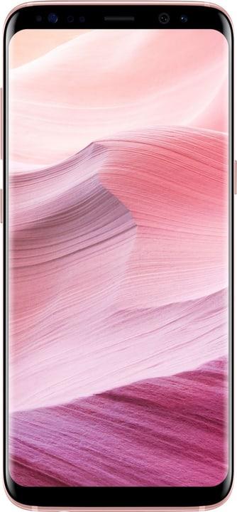 Galaxy S8+ 64GB Rose Pink Smartphone Samsung 785300130334 Bild Nr. 1