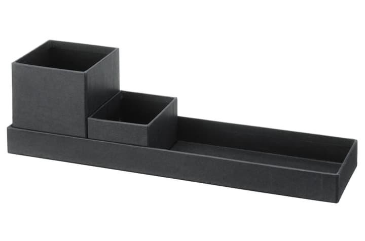 TYRON Set da ufficio 440652500000 Colore Nero Dimensioni L: 35.0 cm x P: 9.0 cm x A: 10.0 cm N. figura 1