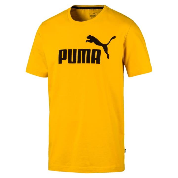 Essentials Men's Tee T-shirt pour homme Puma 464225100550 Couleur jaune Taille L Photo no. 1