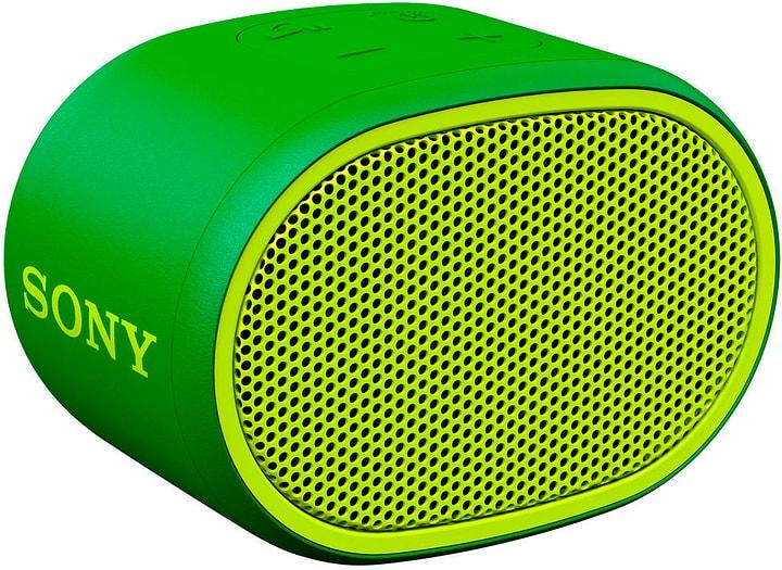 SRS-XB01 - Vert Haut-parleur Bluetooth Sony 772828000000 Photo no. 1