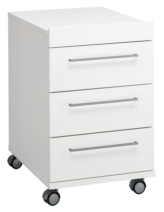 CONCEPT X Caisson mobile 401804600210 Dimensions L: 41.5 cm x P: 55.0 cm x H: 64.0 cm Couleur Blanc Photo no. 1