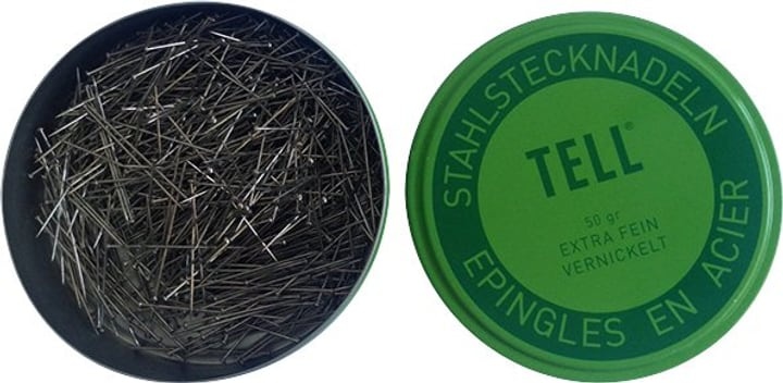 Tell spilla 30x0.6mm 50g Multifort 665421700000 N. figura 1