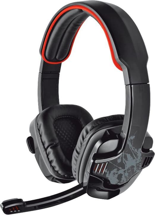 GXT 340 7.1 Surround Gaming Headset Headset Trust-Gaming 785300132167 Photo no. 1