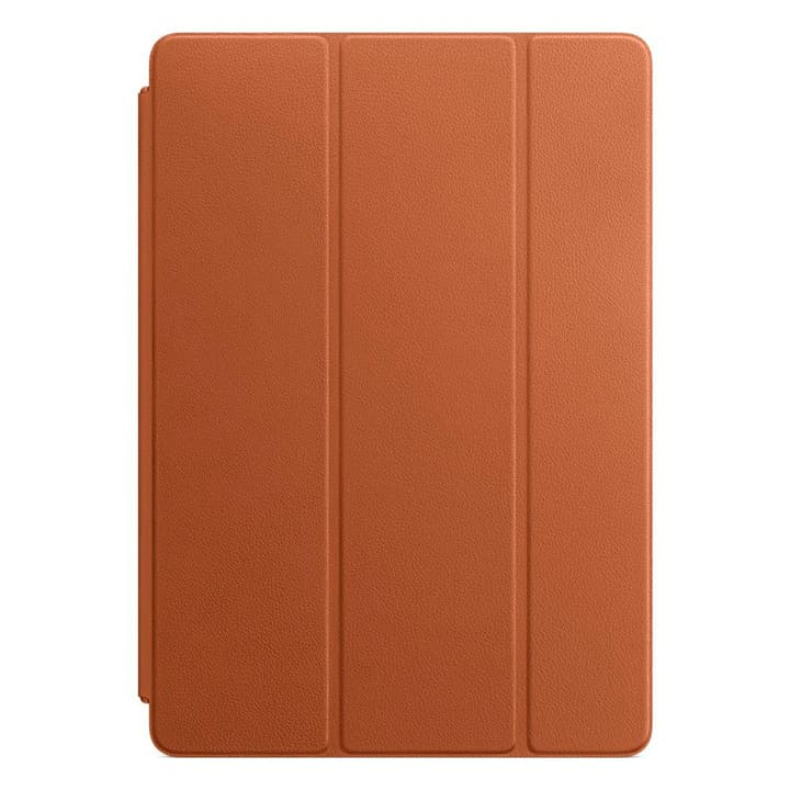 "Smart Cover cuir iPad Air 3, iPad 7th, iPad Pro 10,5"" Havane Coque Apple 785300128585 Photo no. 1"