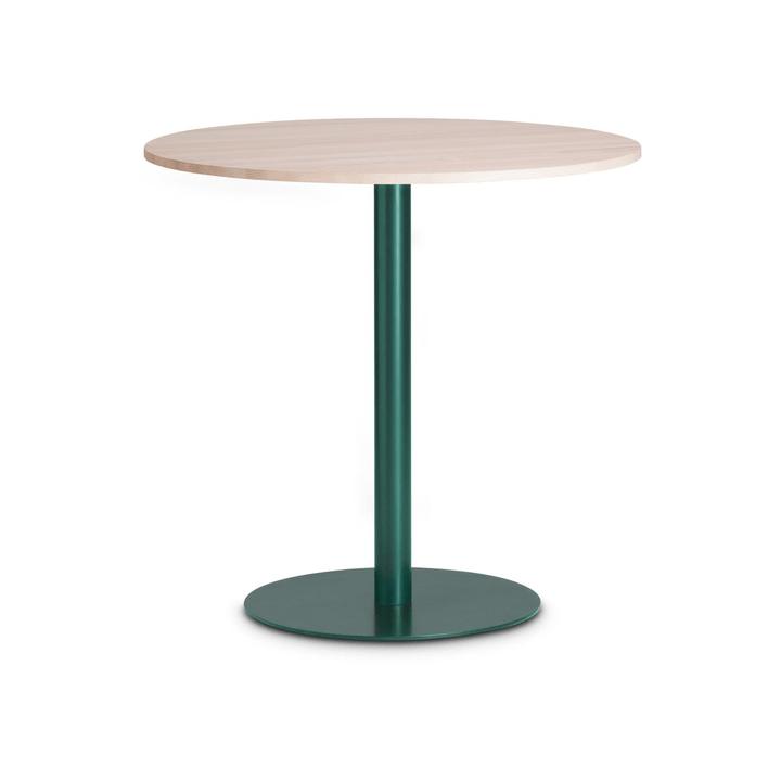MILTON Table de bistro 366193400000 Dimensions H: 73.6 cm Couleur Frêne Photo no. 1