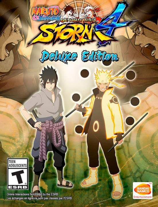 PC - Naruto Shippuden: Ultimate Ninja Storm 4 - Deluxe Edition - D/F/I Download (ESD) 785300134386 Bild Nr. 1