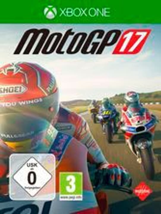 MotoGP 17 - D Physique (Box) 785300122208 Photo no. 1