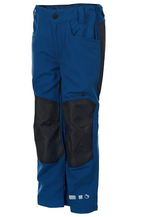Pantalon de trekking pour enfant Trevolution 472316209243 Couleur bleu marine Taille 92 Photo no. 1