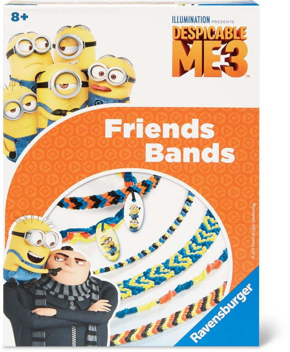 DM3 Friendship Braclets 747435800000 Bild Nr. 1