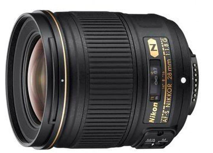 Nikkor AF-S 28mm 1.8G Objektiv, 3 Jahre Swiss-Garantie Objektiv Nikon 785300125541 Bild Nr. 1