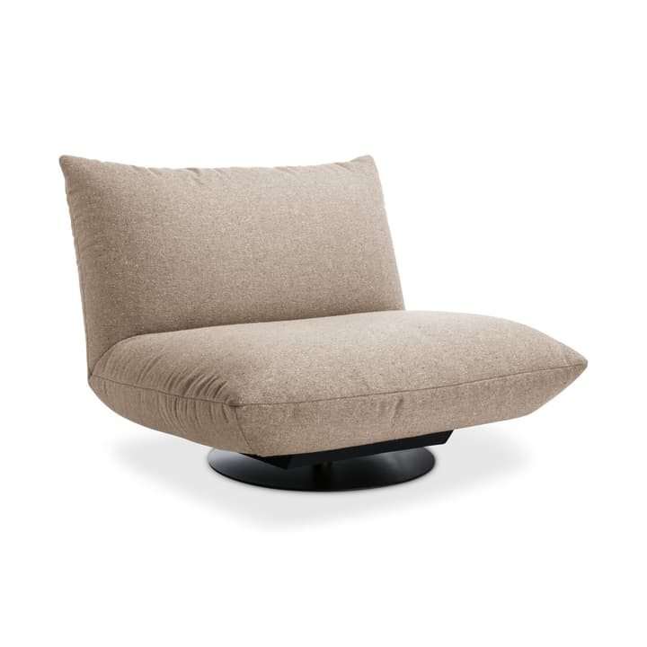 AMO Fauteuil 360529607013 Dimensions L: 104.0 cm x P: 104.0 cm x H: 78.0 cm Couleur Sable Photo no. 1