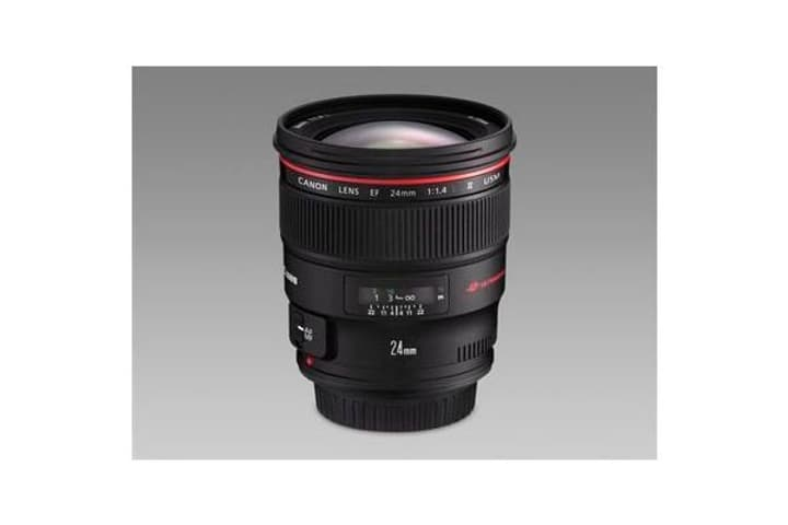 EF 24mm 1:1,4L USM II objectif Canon 785300125965 Photo no. 1