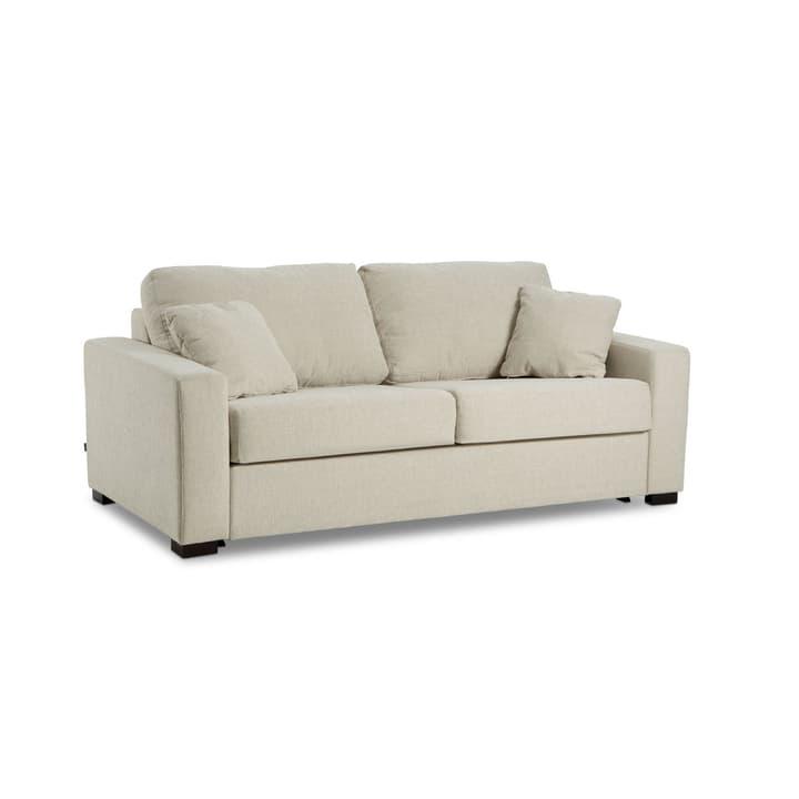 GEORGE Nancy canapé-lit à 3 places 360208500000 Dimensions L: 140.0 cm x P: 195.0 cm Couleur Beige Photo no. 1