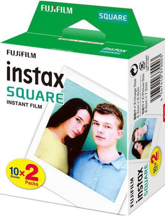 Instax Square 10 Blatt 2-Pack film instantané FUJIFILM 785300145106 Photo no. 1