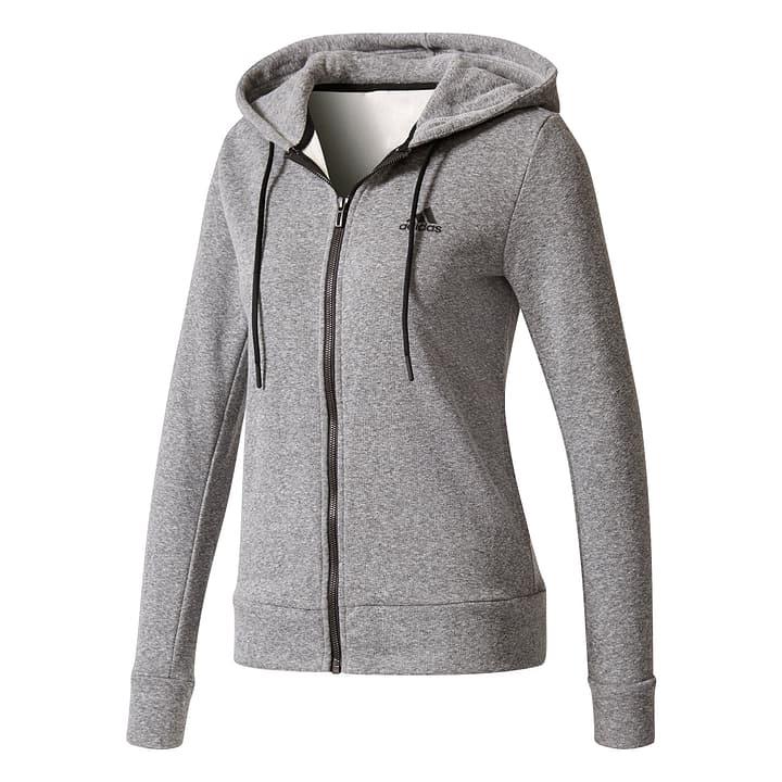 SP ID F_Z Hoodie Veste à capuche pour femme Adidas 462372100486 Couleur antracite Taille M Photo no. 1