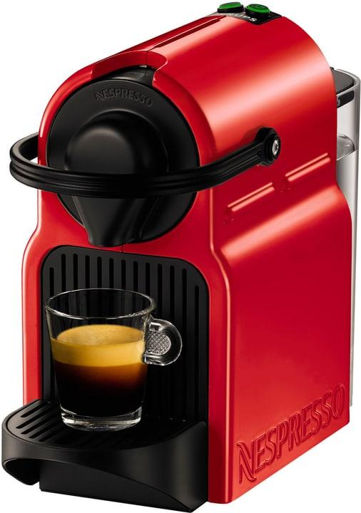 Krups Inissia Red Nespresso 717477000000 Photo no. 1