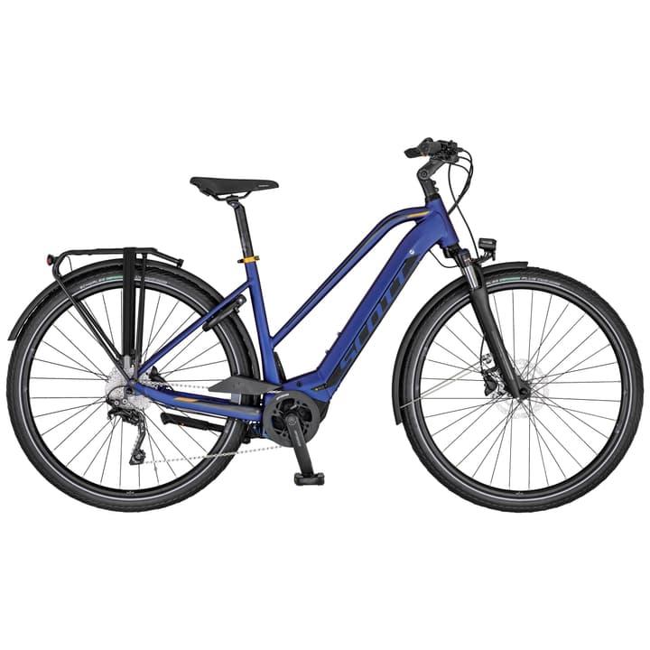 SUB Tour eRide 10 E-Trekkingbike Scott 463366800345 Couleur violet Tailles du cadre S Photo no. 1