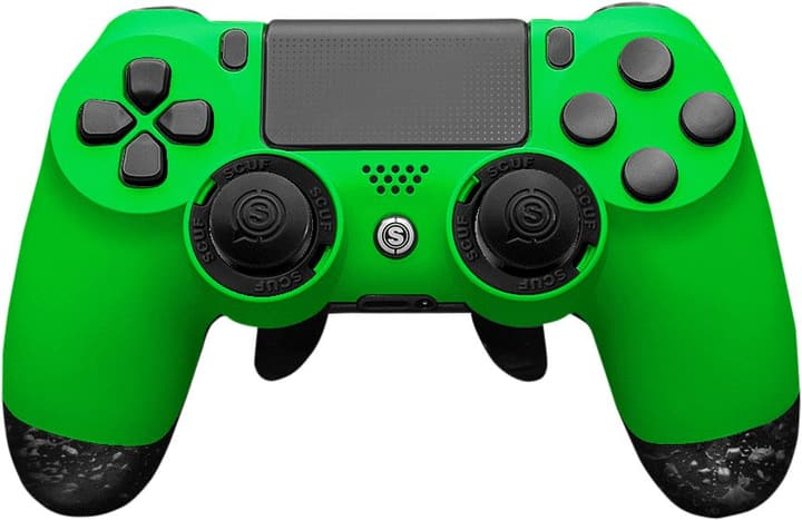 Infinity 4PS Pro Gaming Controller Green Hulk Black Controller Scuf 785532300000 Bild Nr. 1