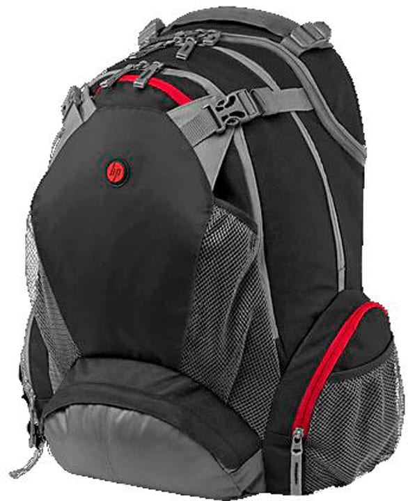 "17.3"" Full Featured Backpack Backpack HP 785300136518 N. figura 1"