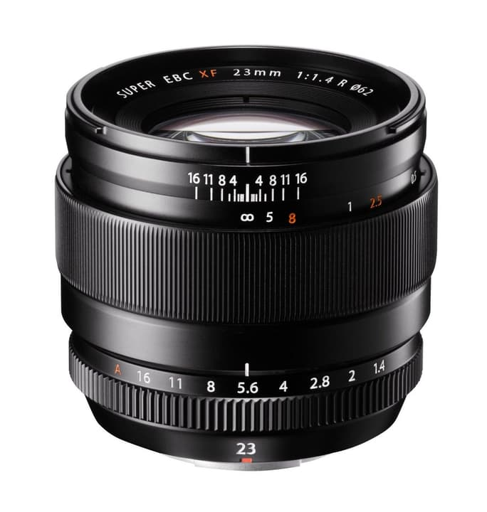 FUJINON XF 23mm F1.4 R Objectif Objectif FUJIFILM 785300125808 Photo no. 1