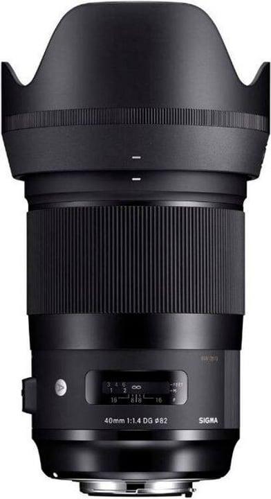 40mm / f 1.4 DG HSM CA CH-Garantie Sigma 785300145180 Photo no. 1