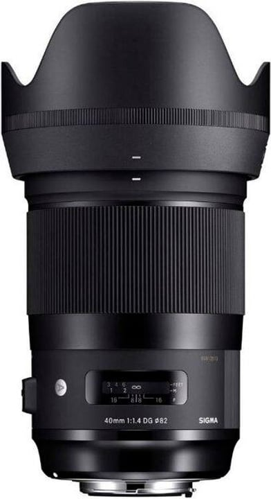 40mm / f 1.4 DG HSM SONY-E CH-Gara Sigma 785300145182 N. figura 1