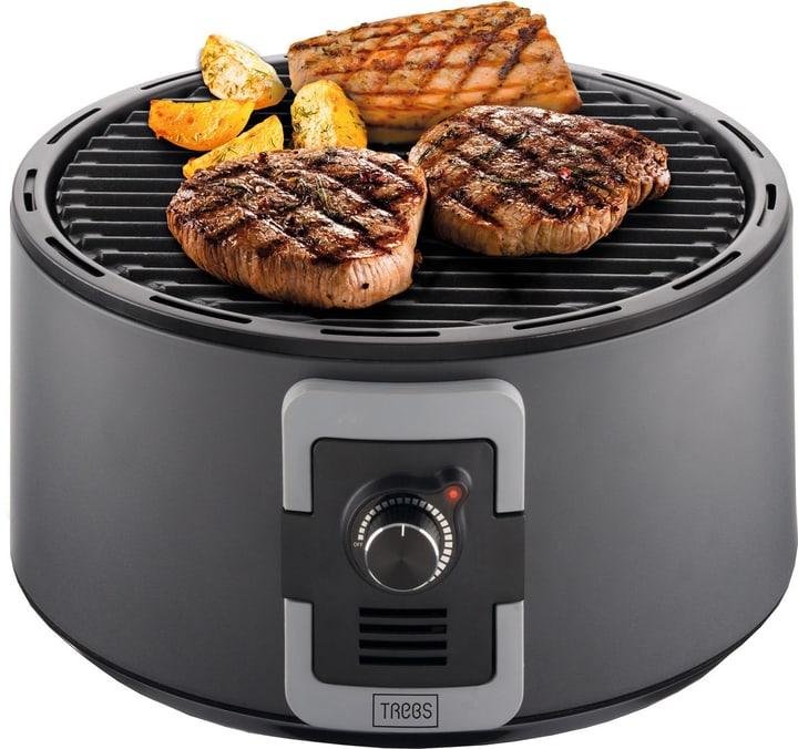 Barbecue au charbon de bois portable Gril de table Trebs 785300133033 N. figura 1
