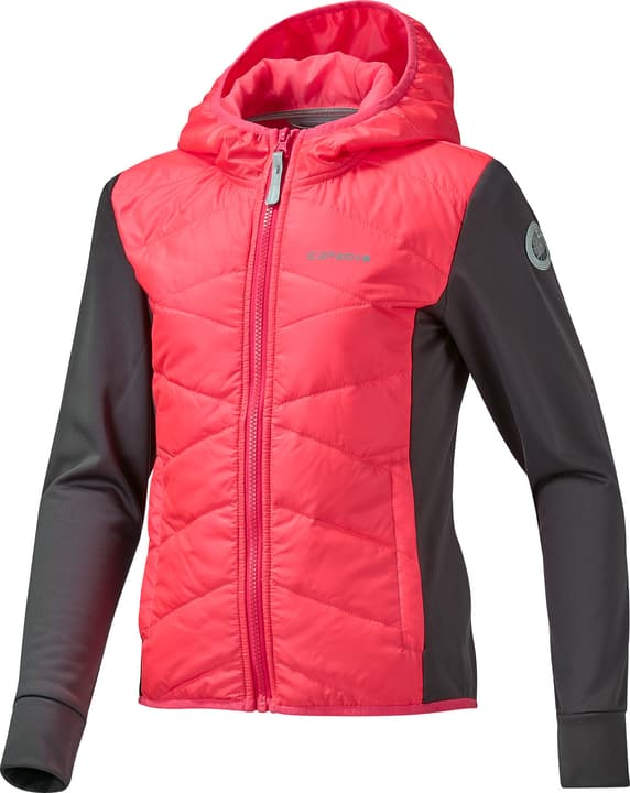 Tiona Mädchen-Hybridjacke Icepeak 464539016457 Couleur corail Taille 164 Photo no. 1