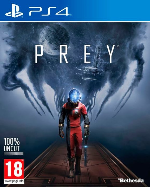 PS4 - Prey Fisico (Box) 785300122099 N. figura 1