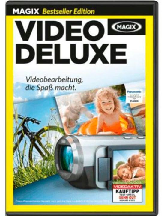 PC - Video Deluxe (D) Physique (Box) Magix 785300122172 Photo no. 1
