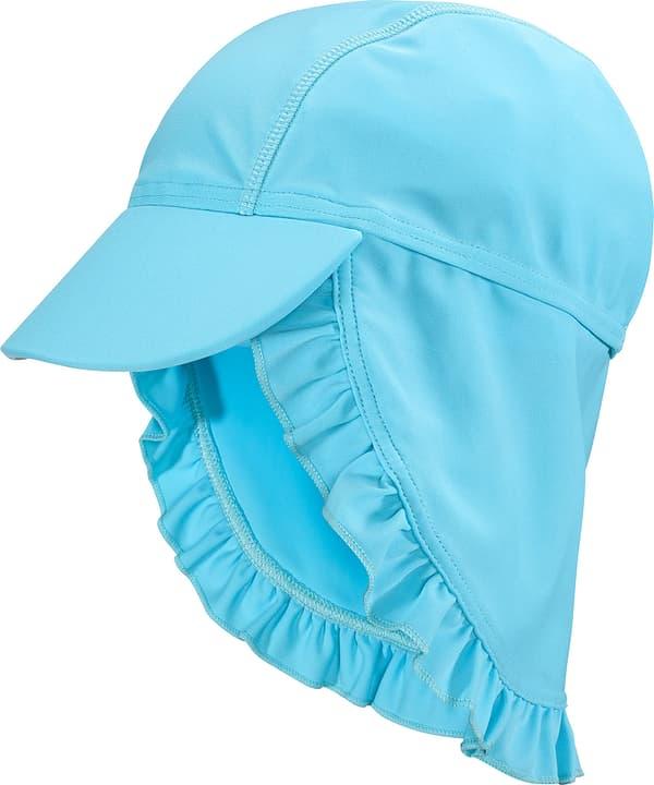 Chapeau UVP pour fille Extend 472338151042 Couleur bleu azur Taille 51 Photo no. 1