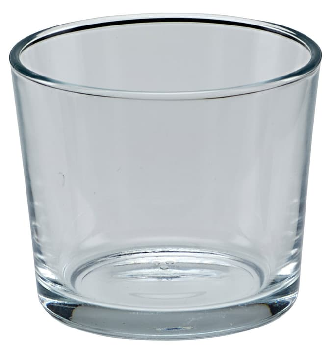 Vaso Conner Hakbjl Glass 655861200000 Colore Transparente Taglio ø: 10.0 cm x A: 9.0 cm N. figura 1