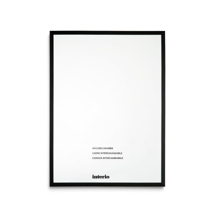 PANAMA Cornice 384002604101 Dimensioni quadro 42 x 59.4 (A2) Colore Nero N. figura 1