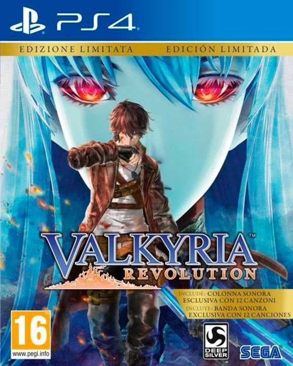 PS4 - Valkyria Revolution - Day One Edition 785300122283 Photo no. 1