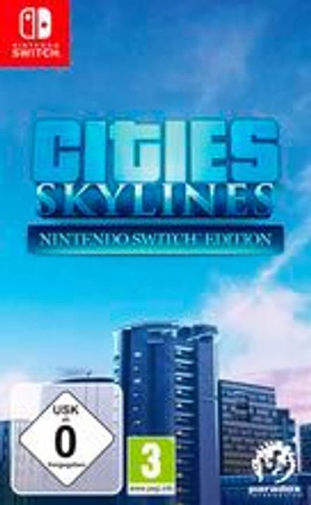 NSW - Cities: Skylines I Box 785300145002 Photo no. 1