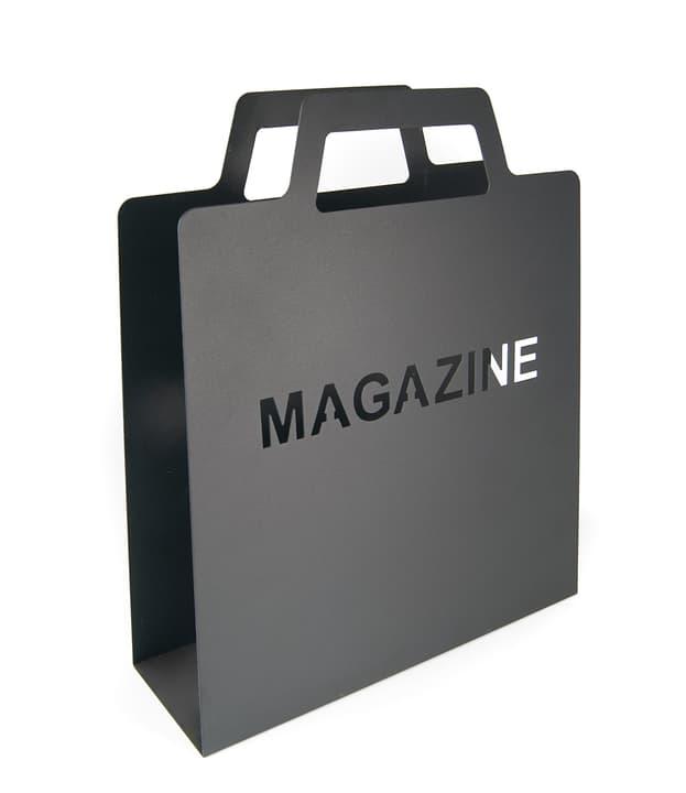 MAGAZINE Zeitschriftensammler 440718900000 Farbe Schwarz Grösse B: 30.0 cm x T: 10.5 cm x H: 35.5 cm Bild Nr. 1