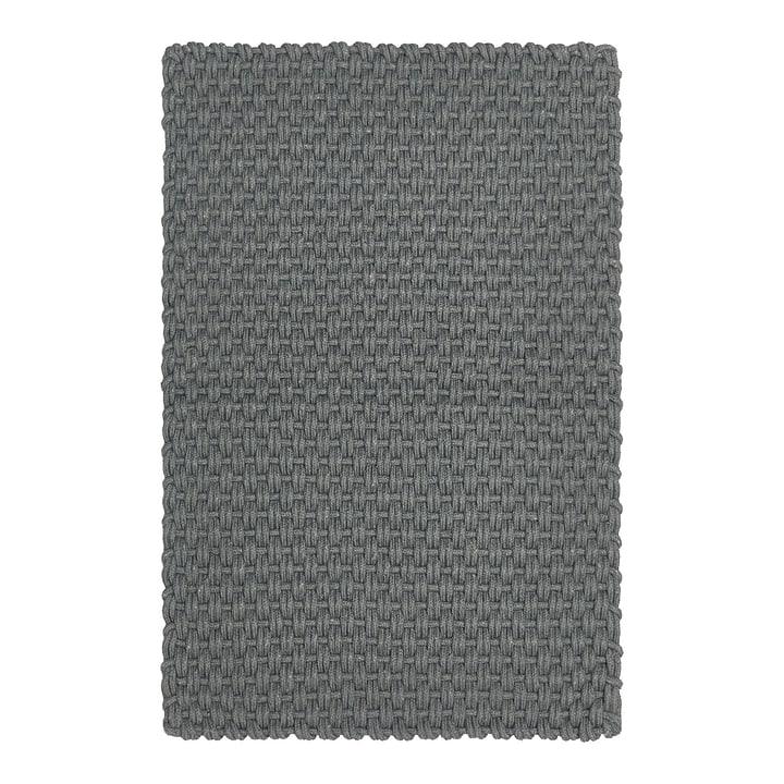 DEVAN tapis 371085306080 Dimensions L: 60.0 cm x P: 90.0 cm Couleur Gris Photo no. 1