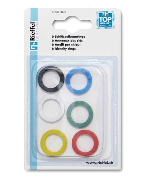 Anelli per chiavi diversi colori 605605100000 N. figura 1