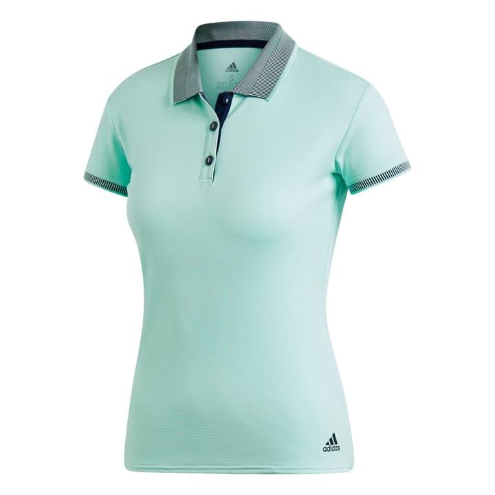 Club Polo Damen-Poloshirt Adidas 473228900285 Farbe mint Grösse XS Bild-Nr. 1