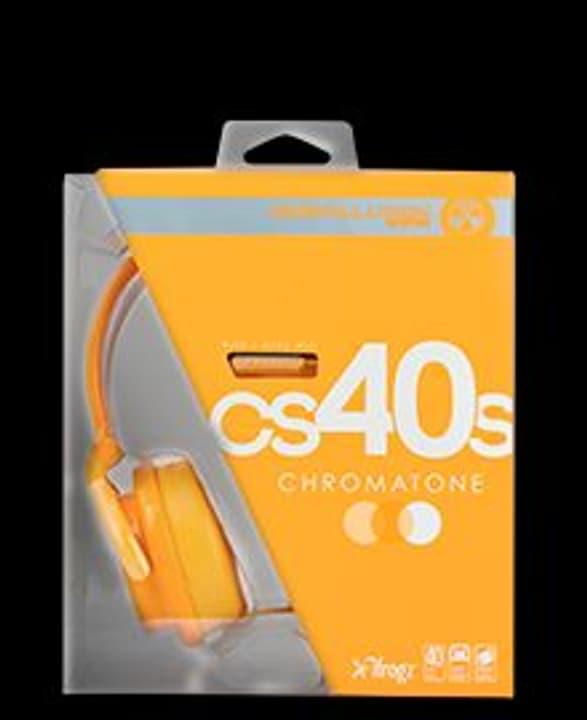 EarPollution CS40s Chromatone Bügelkopfhörer Ifrogz 77273140000012 Bild Nr. 1