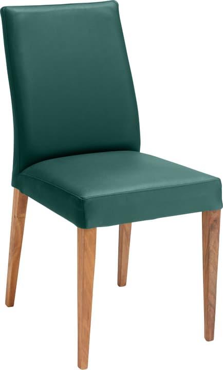 SERRA Stuhl 402355600060 Grösse B: 46.0 cm x T: 57.0 cm x H: 92.0 cm Farbe Grün Bild Nr. 1