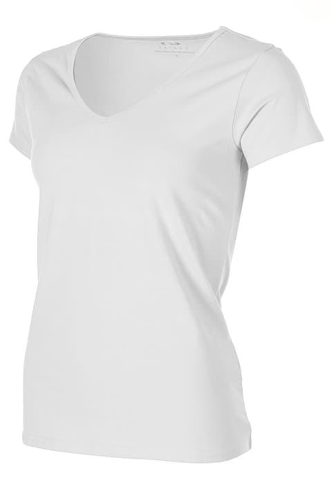 T-SHIRT TINA V T-shirt pour femme Extend 462409300310 Couleur blanc Taille S Photo no. 1