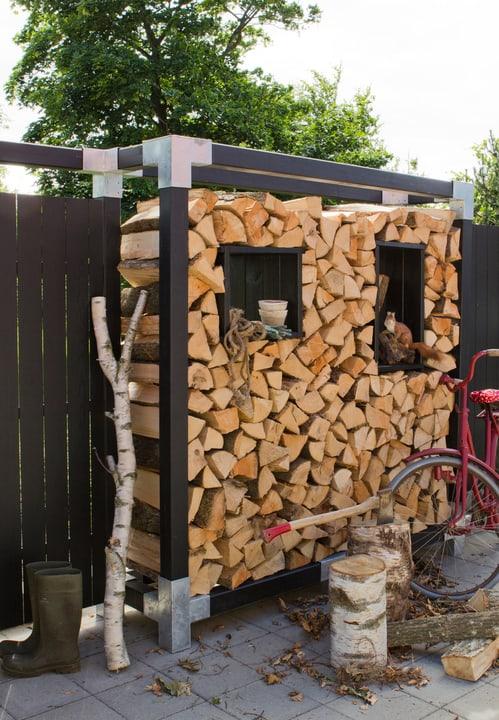 Scaffale per legna Cubic 120 647254600000 N. figura 1