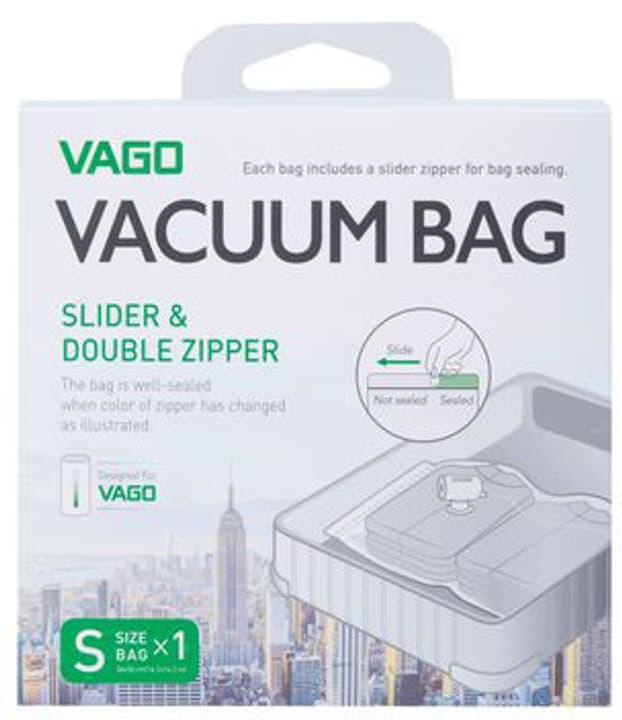 Vacuum Bag Taille S Sachets de mise sous vide VAGO 785300144650 Photo no. 1