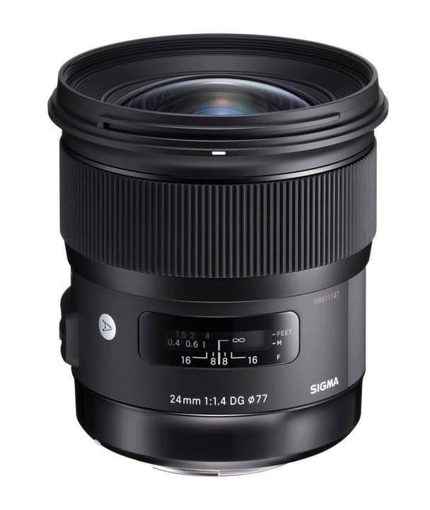 24mm F/1.4 DG HSM Art Objektiv zu Nikon Objektiv Sigma 785300126167 Bild Nr. 1