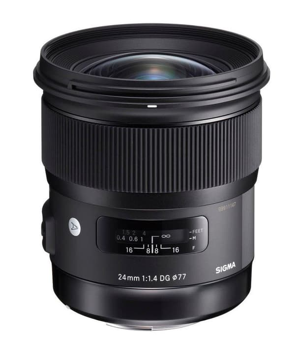24mm F/1.4 DG HSM Art obiettivo per Nikon Obiettivo Sigma 785300126167 N. figura 1
