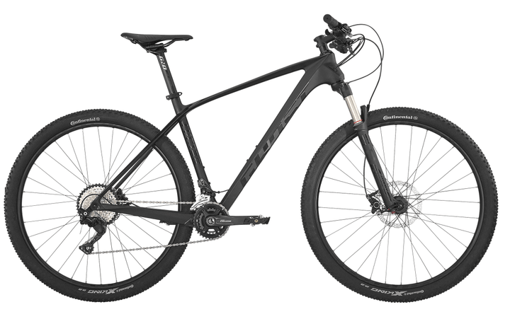 "Lector 2.9 29"" Mountainbike Cross Country Ghost 464806000520 Rahmengrösse L Farbe schwarz Bild Nr. 1"