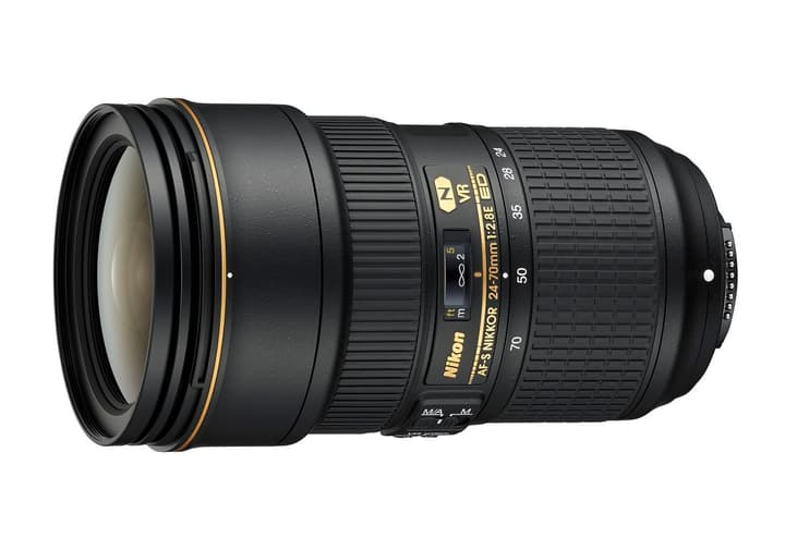 Nikkor AF-S 24-70mm f/2.8E ED VR objectif Nikon 793420200000 Photo no. 1