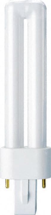 Dulux G23 9W Lamp. rispar. energia 827 Osram 421006500000 N. figura 1
